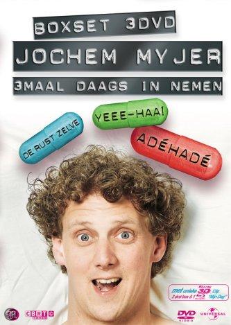 DVD box Jochem